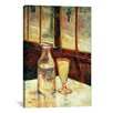 iCanvas 'The Still Life with Absinthe' by Vincent Van Gogh Painting Print on Canvas