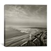 "iCanvas ""Swells"" Canvas Wall Art by Geoffrey Ansel Agrons"
