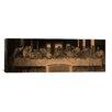 iCanvas 'The Last Supper IV' by Leonardo Da Vinci Painting Print on Canvas