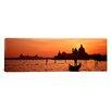 iCanvas Panoramic Santa Maria Della Salute, Grand Canal, Venice, Italy Photographic Print on Canvas