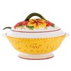 Fitz and Floyd Flower Market 112 oz. Tureen with Ladle