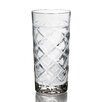 Fitz and Floyd Tufted Crystal Highball Glass (Set of 4)