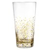 Gold Luster 18.6 Oz. Hi-Ball Glass (Set of 4)