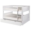 Camaflexi Camaflexi Full Bunk Bed with Twin Trundle