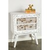 Statements by J Caprice 2 Drawer Nightstand