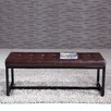 NOYA USA Metal Bedroom Bench