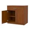 Marco Group Inc. Mobile CaseGoods 2 Door Storage Cabinet