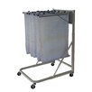 Buddy Products Pivot Mobile Filing Cart