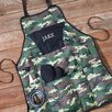 "JDS Personalized Gifts Personalized Gift Camouflage ""Grillmaster Plus"" Apron"