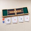 JDS Personalized Gifts Cribbage Game