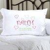 JDS Personalized Gifts Personalized Gift Faithful Pillowcase
