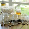 JDS Personalized Gifts Personalized Gift Collegiate Jar (Set of 4)