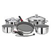 MAGMA PRODUCTS, INC Nestable 10 Piece Cookware Set