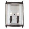 Hudson Valley Lighting Williamsburg Hampton 2 Light Candle Wall Sconce