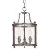 Hudson Valley Lighting Williamsburg Hampton 3 Light Foyer Pendant