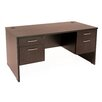 Regency Double Pedestal Executive Desk