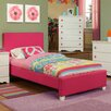 Sandberg Furniture Dulce Upholstered Bed