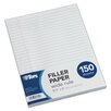 Moore Wallace Na Dba Tops Wide Ruled Filler Paper (150 Count)