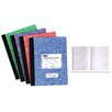 Moore Wallace Na Dba Tops Wide Ruled Composition Notebook