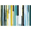 Maxwell Dickson Ocean Graphic Art on Wrapped Canvas