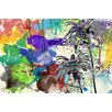 Maxwell Dickson 'California Breeze' Painting Print on Wrapped Canvas