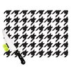 KESS InHouse Spacey Houndstooth by Empire Ruhl Cutting Board