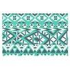 KESS InHouse Deco Tribal Simplicity Doormat