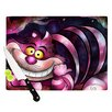 KESS InHouse Chesire Cat by Mandie Manzano Cutting Board