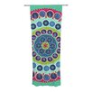 KESS InHouse Surkhandarya Curtain Panels (Set of 2)