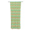 KESS InHouse Bright and Bold Curtain Panels (Set of 2)