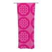 KESS InHouse Moroccan Hot Curtain Panels (Set of 2)
