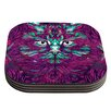 KESS InHouse Space Cat by Danny Ivan Coaster (Set of 4)