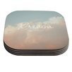 KESS InHouse Dream by Suzanne Carter Coaster (Set of 4)