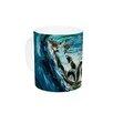 KESS InHouse Sponge by Josh Serafin 11 oz. Ceramic Coffee Mug
