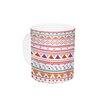 KESS InHouse Native Bandana by Nika Martinez 11 oz. Ceramic Coffee Mug
