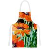KESS InHouse Through the Looking Glass by Christen Treat Green Artistic Apron