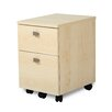 South Shore Interface 2-Drawer Mobile Vertical File