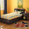 South Shore Zach Mates Twin Panel Bedroom Collection