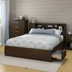 South Shore Fusion Queen Mate's  Panel Bed
