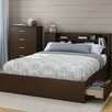 South Shore Fusion Queen Mate's Bed