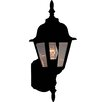 Maxim Lighting Builder Cast 1 Light Wall Lantern