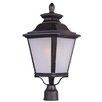 Maxim Lighting Knoxville EE 1-Light Outdoor Pole/Post Lantern