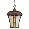 Maxim Lighting Lake Shore VX ES 1 Light Outdoor Hanging Lantern