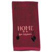 Kay Dee Designs Home Embroidered Terry Kitchen Towel (Set of 6)