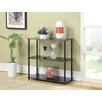 "Convenience Concepts Midnight 26.5"" Accent Shelves"