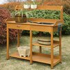 Convenience Concepts Deluxe Worktop Potting Bench