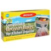 "W Ralston Co 16.75"" x 17.5"" Kitchen Bag (Set of 20)"