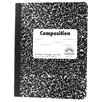Norcom Inc Wide Ruled Composition Notebook