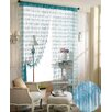 Dainty Home Chic Single Curtain Panel