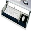 Mead Hatcher Steel Adjustable Keyboard/Mouse Drawer